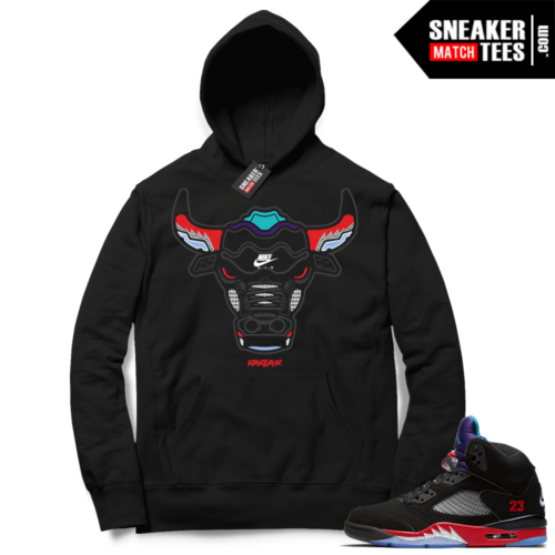Top 3 5s matching sneaker Hoodies