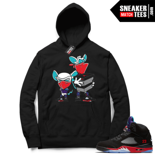 Sneaker Hoodies Top 3 5s