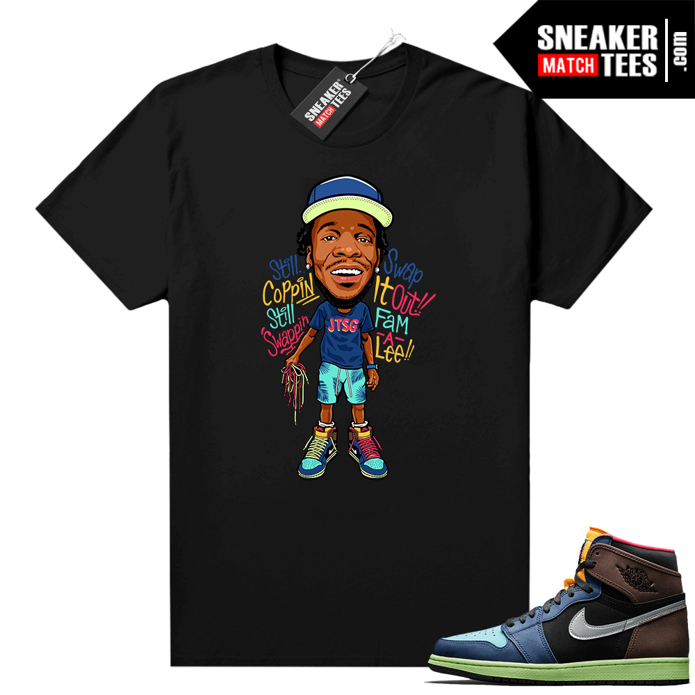 Biohack 1s Jay the Sneaker Guy shirt Jay Laces Toon
