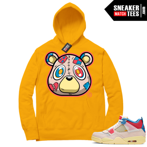 Sneaker Hoodies Jordan 4 Union
