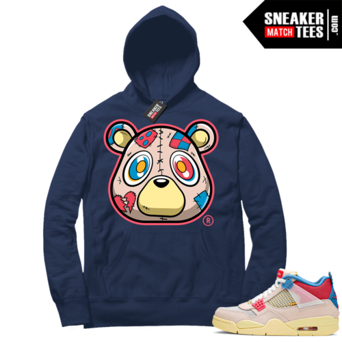 Sneaker Hoodies Union 4s Guava Ice