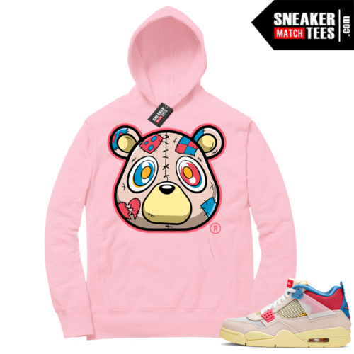 Hoodie Union 4s Guava Ice