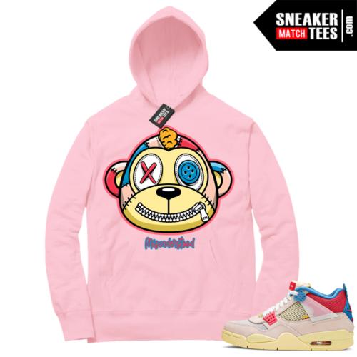 Jordan 4 Union Sneaker Hoodie