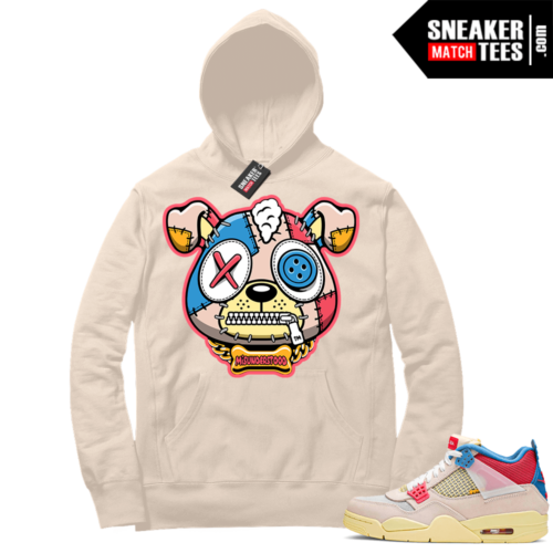 Sneaker Match Jordan 4 Union Hoodies