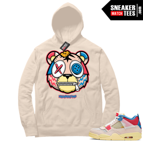 Jordan sneaker Hoodies Union 4s Guava Ice