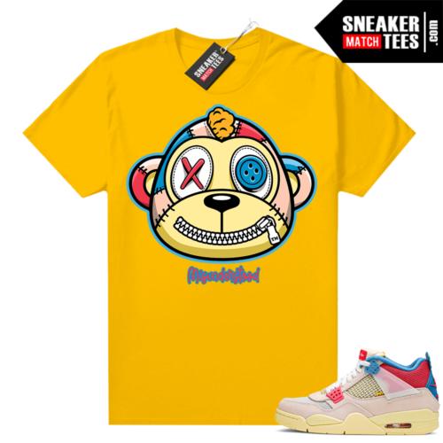 Jordan 4 Union Sneaker tees