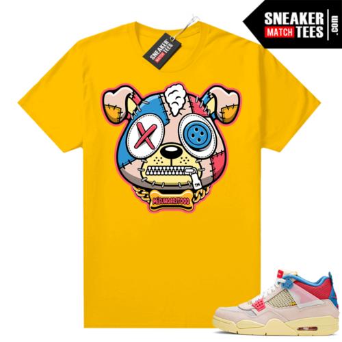 Sneaker Match Jordan Unions