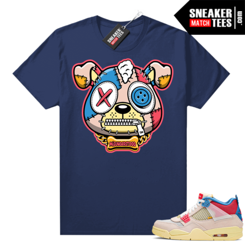 Sneaker Match Jordan 4 Union tees