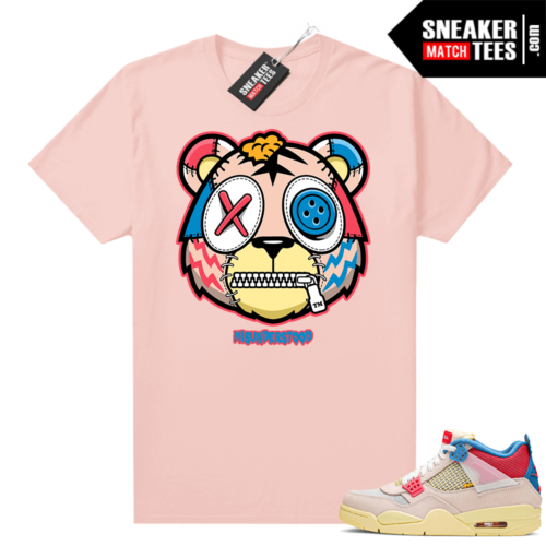 Sneaker shirts Jordan 4 Union