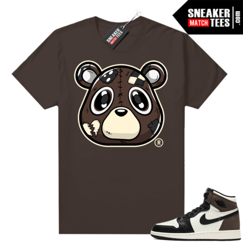 Jordan 1 Mocha matching graphic tees