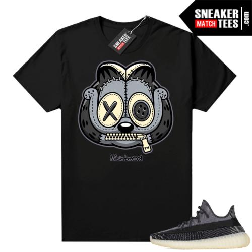 Yeezy 350 V2 Carbon matching shirts
