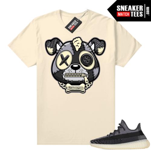 Yeezy 350 V2 Carbon matching shirt