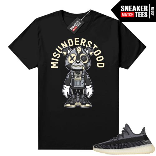 Yeezy 350 V2 Carbon shirt to match