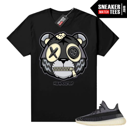 Sneaker tees Yeezy 350 V2 Carbon