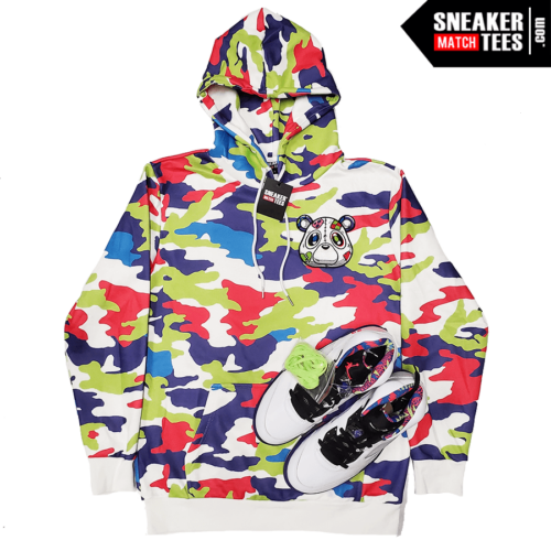 Jordan 5 Alternate Bel Air Hoodie Heartless Bear Camo (4)
