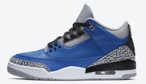 Jordan release dates Oct Jordan 3 Blue Cement