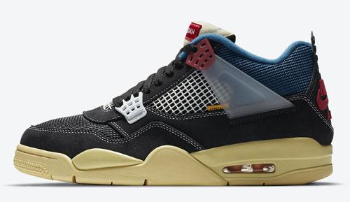 Jordan release dates Oct Jordan 4 Union LA