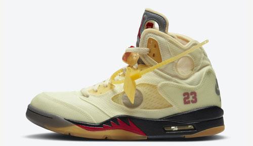 Jordan release dates Oct Jordan 5 Off white Sail