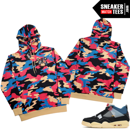 Hoodies and Shirts to match Jordans