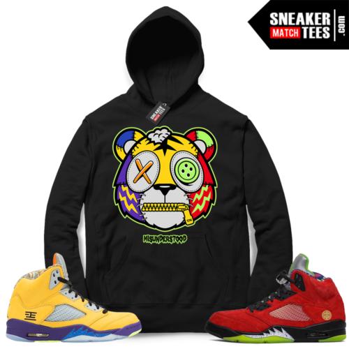What the Hoodie Jordan 5