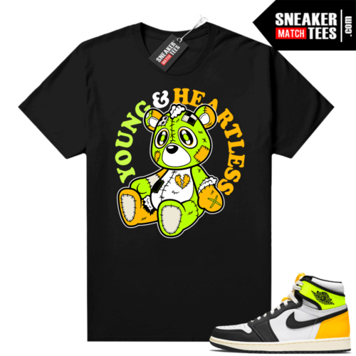 Volt Gold 1s shirt to match