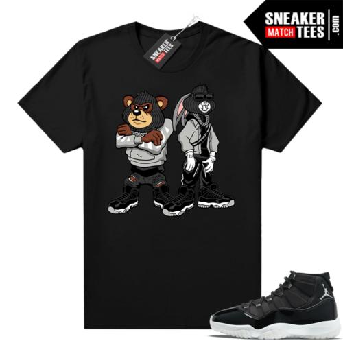 Sneaker shirts Jubilee 11s