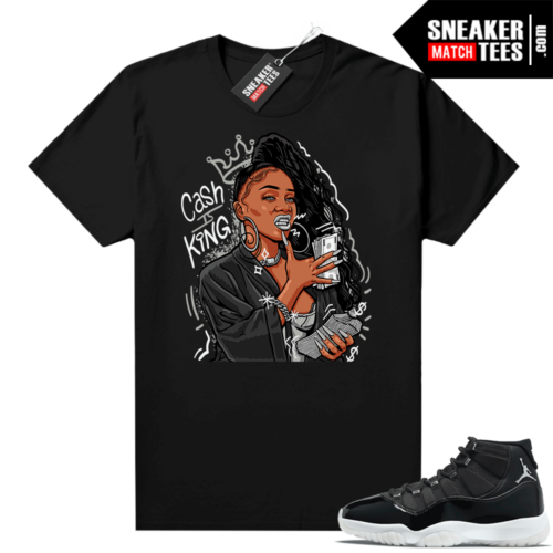 Sneaker shirts Jordan 11 Jubilee