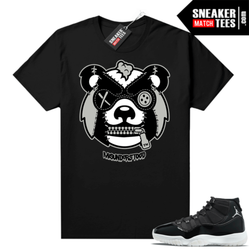 Jubilee 11s shirts to match sneakers