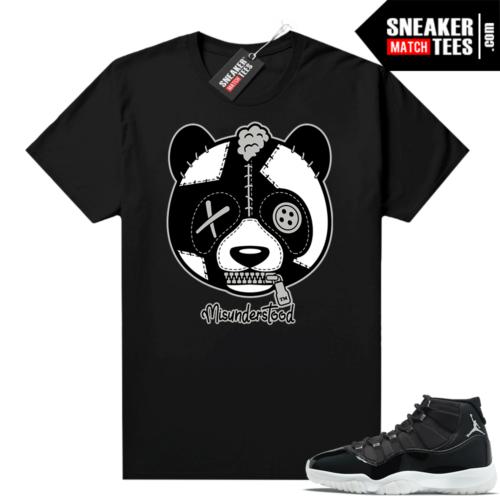 Jubilee 11s sneaker shirts