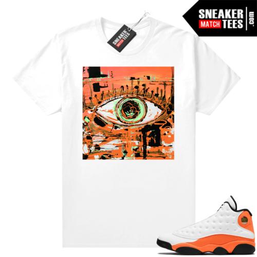 Sneaker shirts Starfish 13s