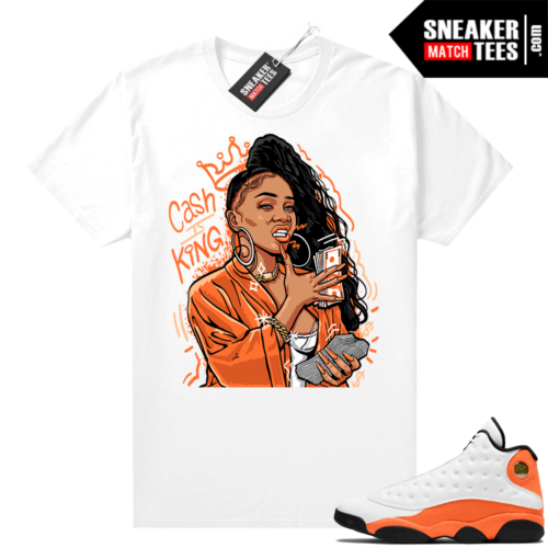 Starfish Jordan match shirts