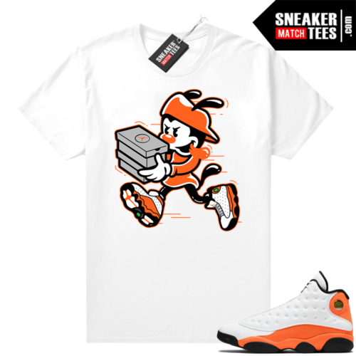 Starfish 13s matching shirts