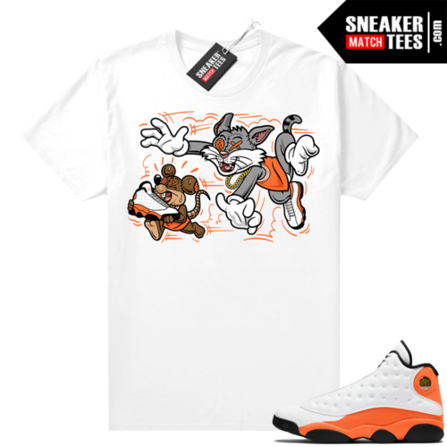 Air Jordan 13 sneaker tees Starfish