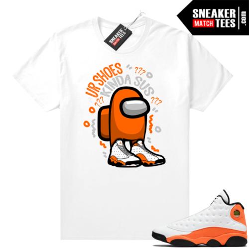 Starfish 13s matching sneaker tees
