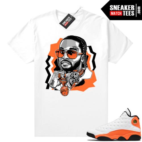 Sneaker Match Starfish 13s