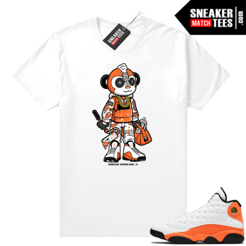 No Cap Toys Art Monkey Starfish 13s shirt