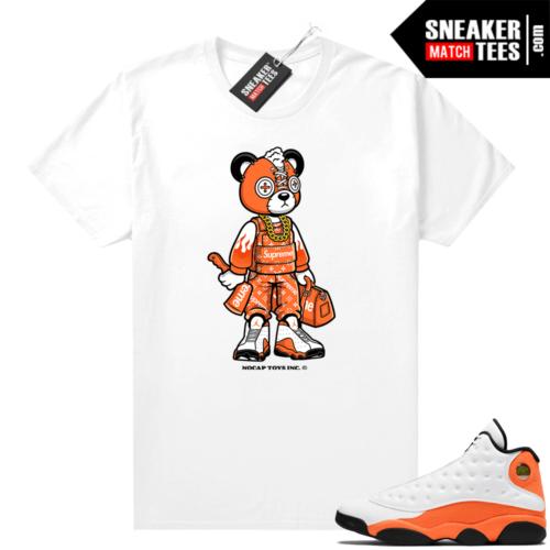 No Cap Toys Hype Bear Starfish 13s shirt