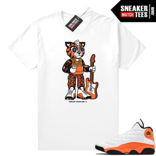 No Cap Toys Rockstar Bobcat Starfish 13s shirt