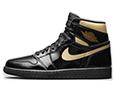 Sneaker tees Metallic Gold 1s